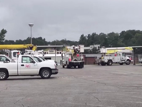 EMEPA preps for customer power outages