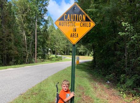 Meridian parents ensure environment safety for autistic son