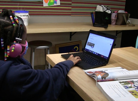 Lauderdale County School District provides free outdoor wifi services