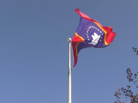 MCC raises Mississippi state flag