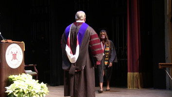MSU-Meridian holds Fall Commencement Ceremony
