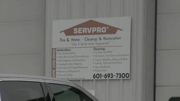 Man injured after shooting at Servpro