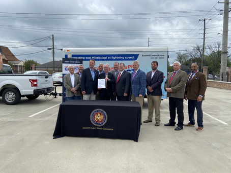 East MS Connect receives $38 million for broadband expansion