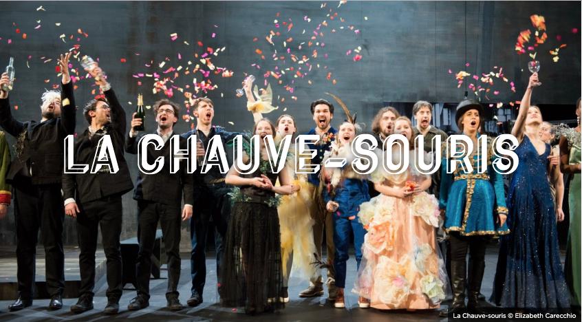 Opéra de Paris - Die Fledermaus