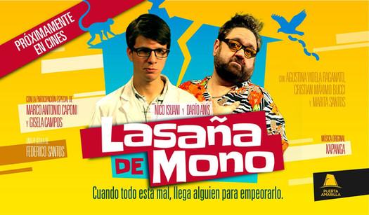 Feature Film - Lasaña de Mono