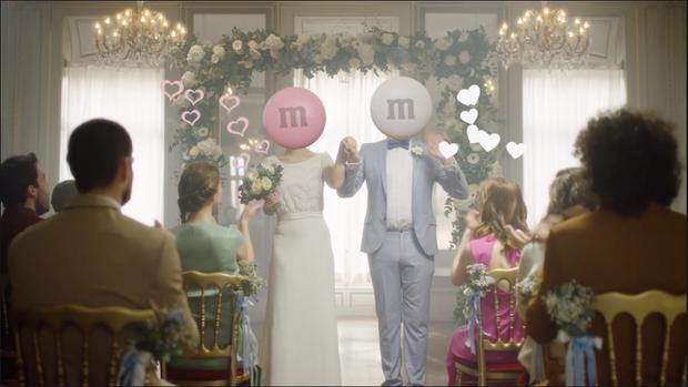 Commercial - M&M's St Valentin