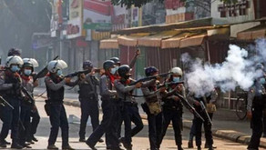 MYANMAR DESCENDS INTO MAYHEM AND MADNESS