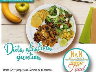 ¿Cómo surgió la idea de NyN Food?