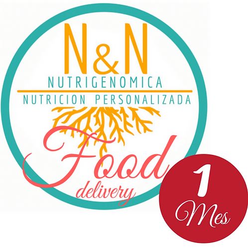N&N Food 1 mes - Almuerzos