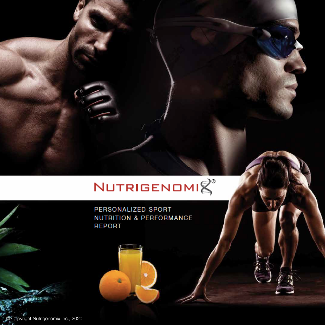 Test nutrigenético Sport