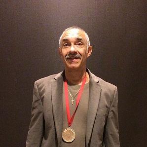 Dennis Dawson 2016 recipient of Matthew 25 award.