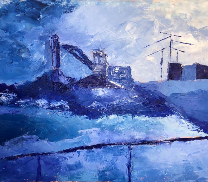 מירב קובריגרו, בהשתנות - חוף בת גלים, שמ