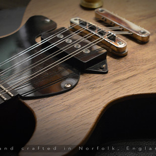 Belmuse DC 8 String 'Oak'