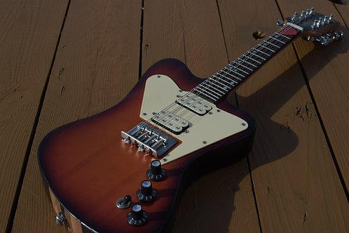 Firebird 8 String Electric Mandolin Solid Body eMando