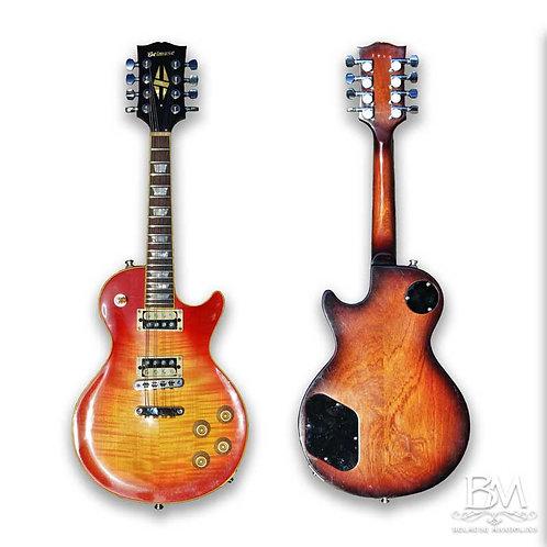 LP '59 Replica #2 8 String Electric Mandolin Solid Body eMando