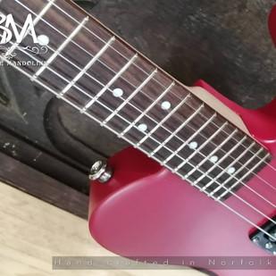 Belmuse Cherry 5 String