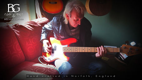 Rocky Newton 1974 Fender Precision Bass Nitro Refin