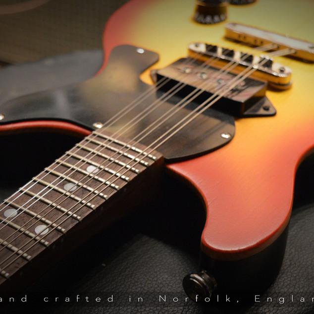 Belmuse DC 'Spruce' 8 String