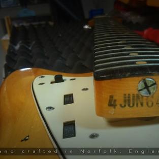 Fender Jazzmaster 1964