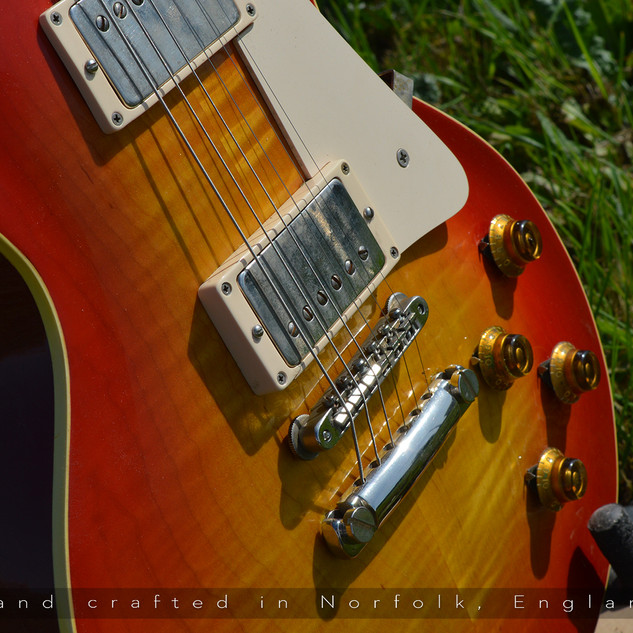 Belvoir 58 LP Replica Build