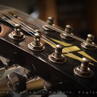Belmuse DC 8 String 'Wenge'