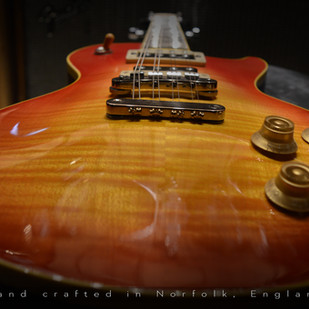Belmuse LP '59 Replica #2 8 String