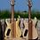 Thumbnail: Wildwood 4 String Vintage Strat Style  Electric Mandolin Solid Body eMando