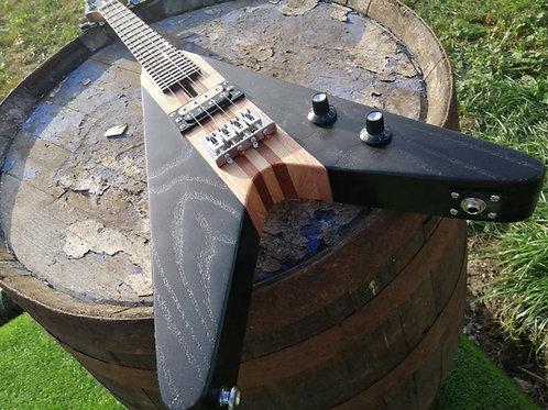 Wildwood V 4 String  Electric Mandolin Solid Body eMando