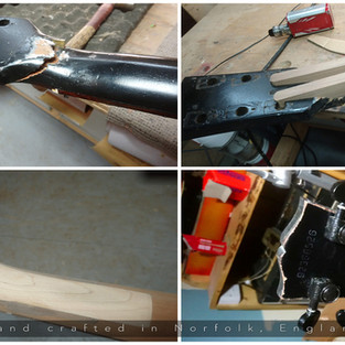 Gibson SG HS Repair