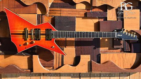 Sean Rowley Belvoir Guitars XPL Build