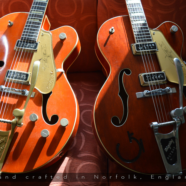 1955 & 1956 Gretsch Country Gents