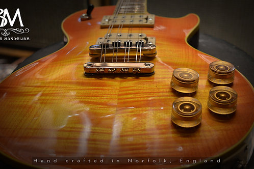 LP '59 Replica #3 8 String Electric Mandolin Solid Body eMando