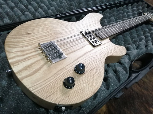 "Tripper 8 String 20"" Scale Electric Mandola Octave Mandolin Solid Body eMando"