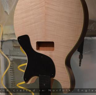 Belvoir Double Cut LP Build