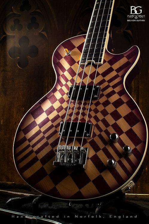 Belvoir Tes 4 String LP Bass Guitar