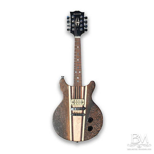 DC 8 String 'Wenge' Electric Mandolin Solid Body eMando