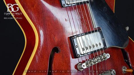 Ian Shellard Gibson ES335