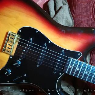 70's Strat