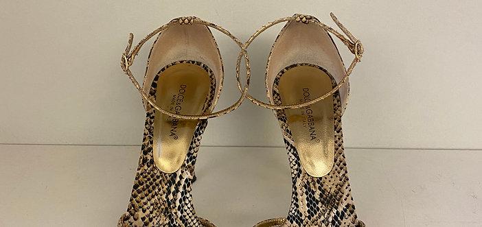 DOLCE&GABBANA sandalen