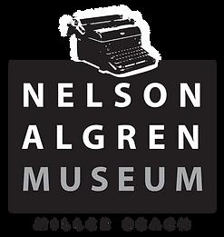 Nelson Algren _black logo outlines.png
