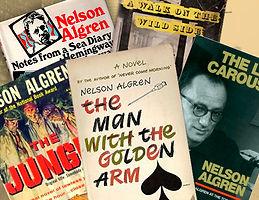 Nelson Algren Paperback Books