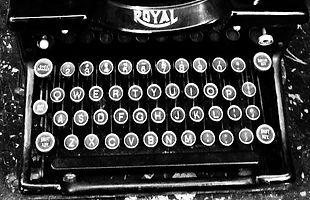 Algren's Typewriter