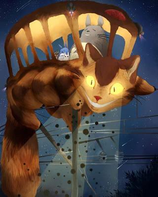 CatBus (Totoro)