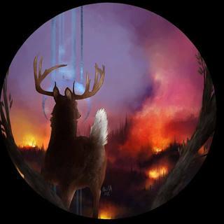 Deer Series (3)