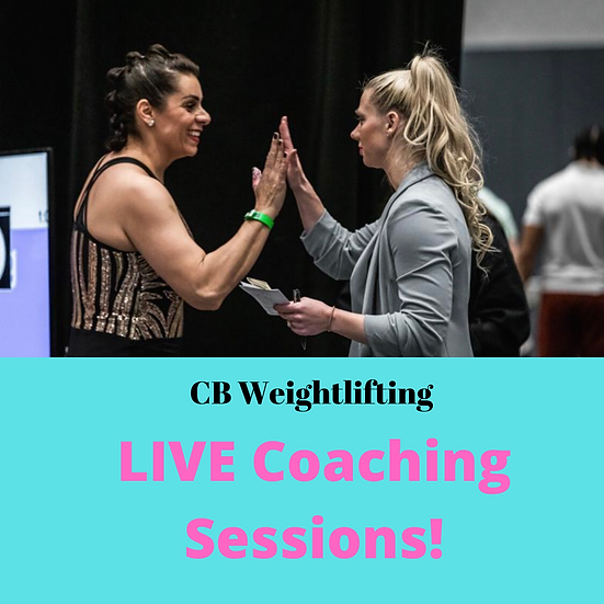 Live Coaching Sessions (Group)