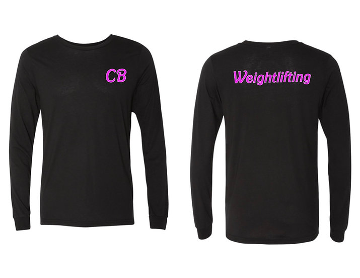 CB Weightlifting Long Sleeve