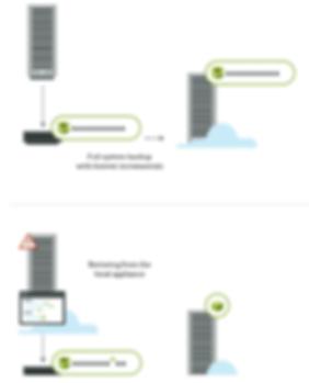 Hybrid Data Backup