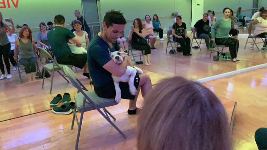 Puppies & Pilates