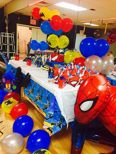 Kids Superman Birthday Party