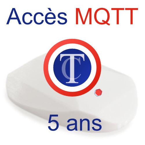 Un accès MQTT pour box TOST Corp. (5 ans)